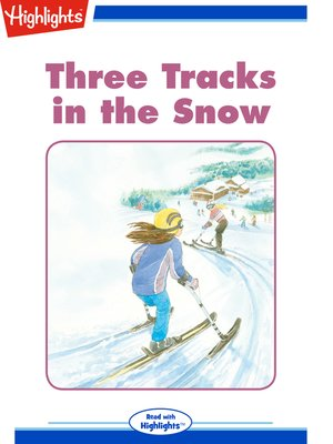 cover image of Three Tracks in the Snow