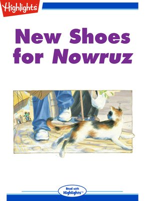 cover image of New Shoes for Nowruz