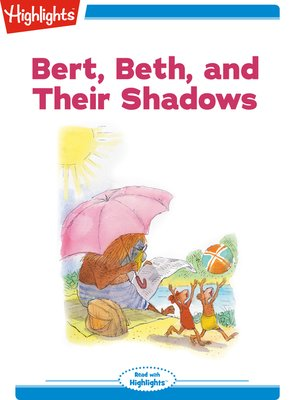 cover image of Bert Beth and their Shadows