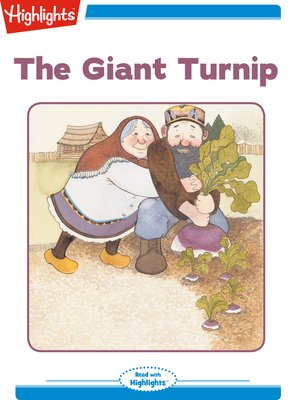 cover image of The Giant Turnip