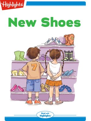 cover image of New Shoes