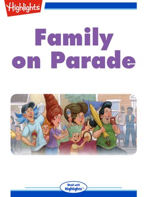 cover image of Family on Parade