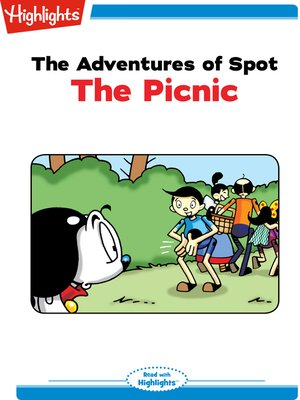 cover image of The Adventures of Spot: The Picnic