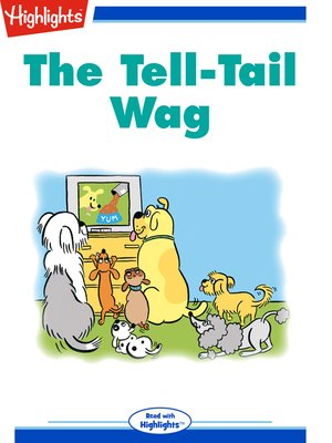cover image of The Tell-Tail Wag