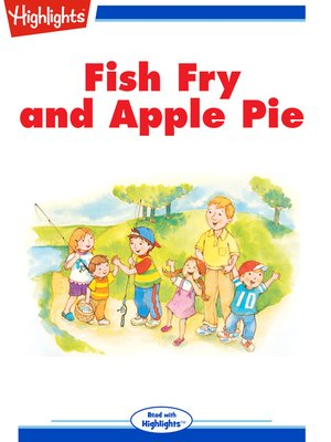 cover image of Fish Fry and Apple Pie