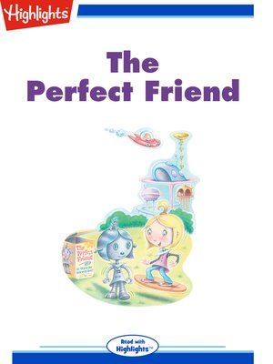 cover image of The Perfect Friend