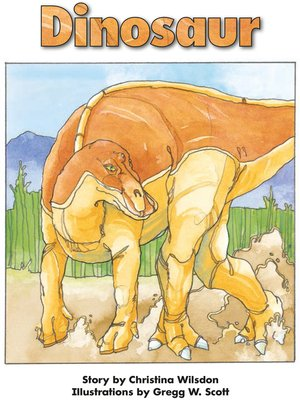 cover image of Dinosaur
