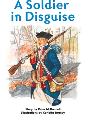cover image of A Soldier in Disguise