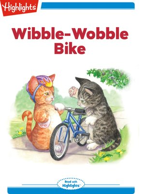 cover image of Wibble-Wobble Bike