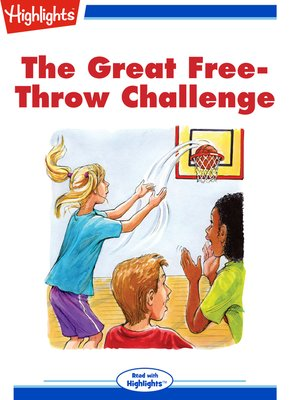 cover image of The Great Free Throw Challenge