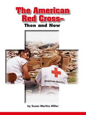 cover image of The American Red Cross—Then and Now