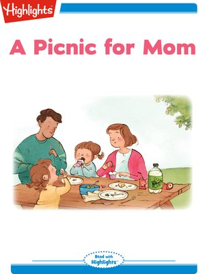 cover image of A Picnic for Mom