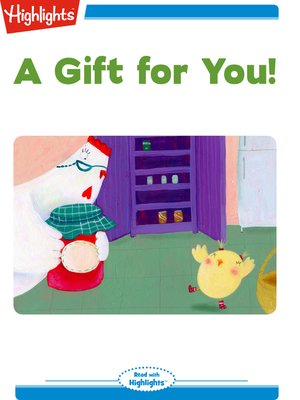 cover image of A Gift for You!