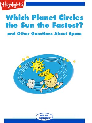 cover image of Which Planet Circles the Sun the Fastest? and Other Questions About Space