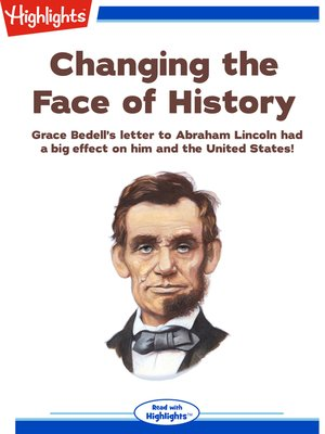 cover image of Changing the Face of History