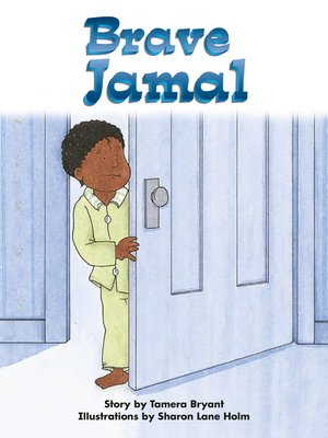cover image of Brave Jamal