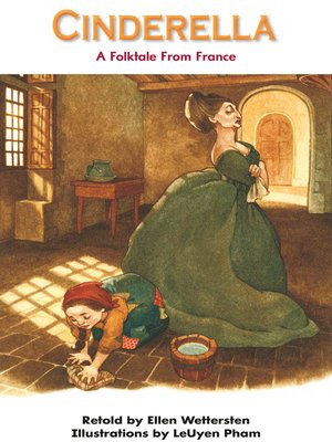 cover image of Cinderella: A Folktale From France