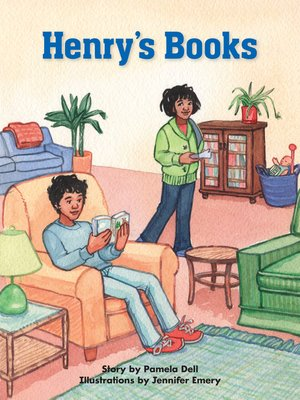 cover image of Henry's Books