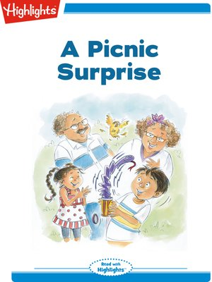 cover image of A Picnic for Surprise