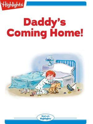 cover image of Daddy's Coming Home!