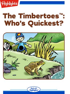 cover image of Who's Quickest?