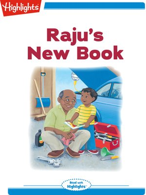 cover image of Raju's New Book