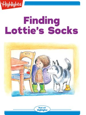 cover image of Finding Lottie's Socks