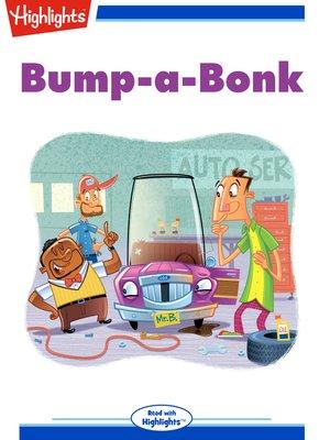 cover image of Bump-a-Bonk