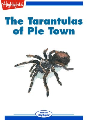 cover image of The Tarantulas of Pie Town