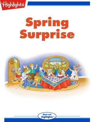 cover image of Spring Surprise