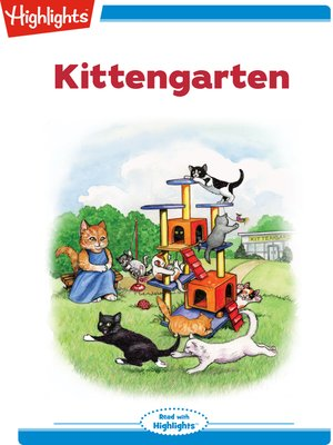 cover image of Kittengarten