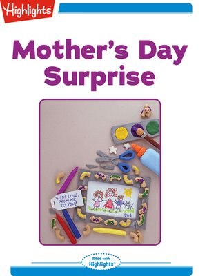 cover image of Mother's Day Surprise