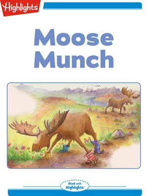 cover image of Moose Munch