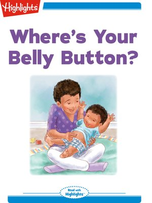 cover image of Where's Your Belly Button?