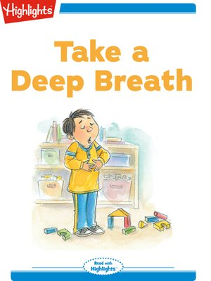 cover image of Take a Deep Breath