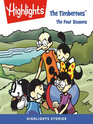 cover image of The Timbertoes: The Four Seasons