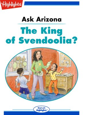 cover image of Ask Arizona: The King of Svendoolia