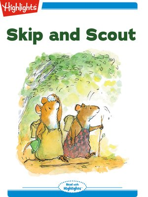 cover image of Skip and Scout