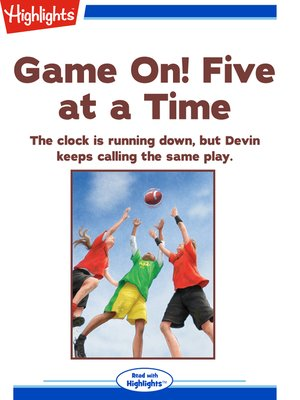 cover image of Five at a Time