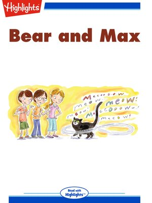 cover image of Bear and Max