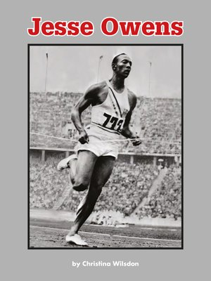 cover image of Jesse Owens