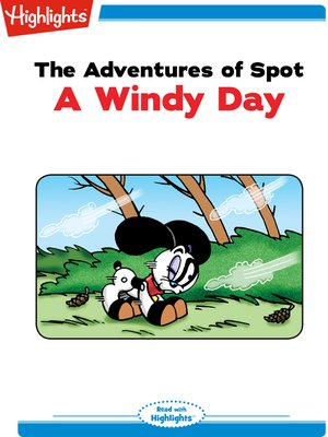 cover image of The Adventures of Spot: A Windy Day