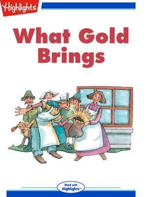 cover image of What Gold Brings