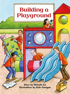 cover image of Building a Playground