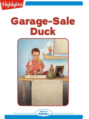 cover image of Garage Sale Duck
