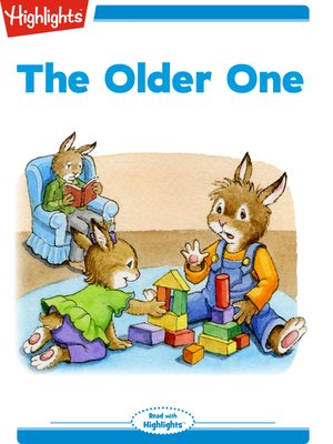 cover image of The Older One