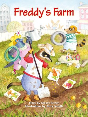 cover image of Freddy's Farm