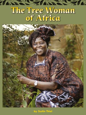 cover image of The Tree Woman of Africa