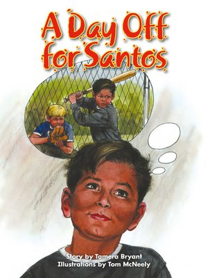 cover image of A Day Off for Santos
