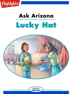 cover image of Ask Arizona: Lucky Hat